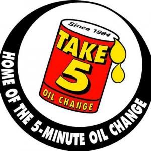 Take 5 Oil Change Discount Code