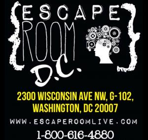 Escape Room Live DC Promo Code 50% Off