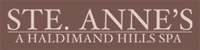 Ste. Anne's Spa 20% Off Coupon