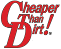 Cheaper Than Dirt Promo Code 50% Off