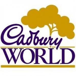 Cadbury World Afternoon Tea Voucher