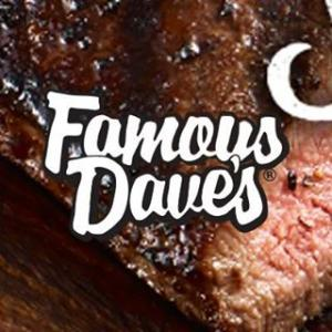 Famous Daves 20% Off Coupon