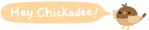 Heychickadee 20% Off Coupon