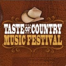 Taste Of Country Music Festival 30% Off Promo Code