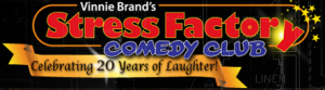 The Stress Factory Comedy Club Promo Code